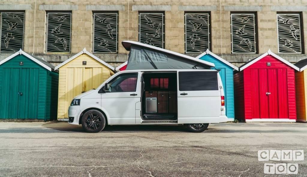 Volkswagen camper from 2009: kuva 1/21