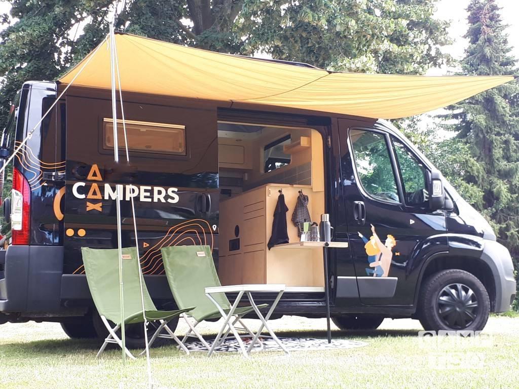 Peugeot camper uit 2012: foto 1/19