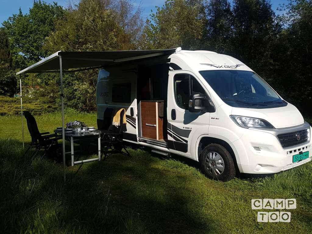 XGO camper from 2019: photo 1/36