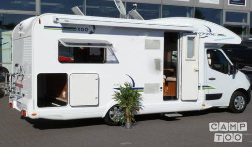 XGO camper from 2017: photo 1/12
