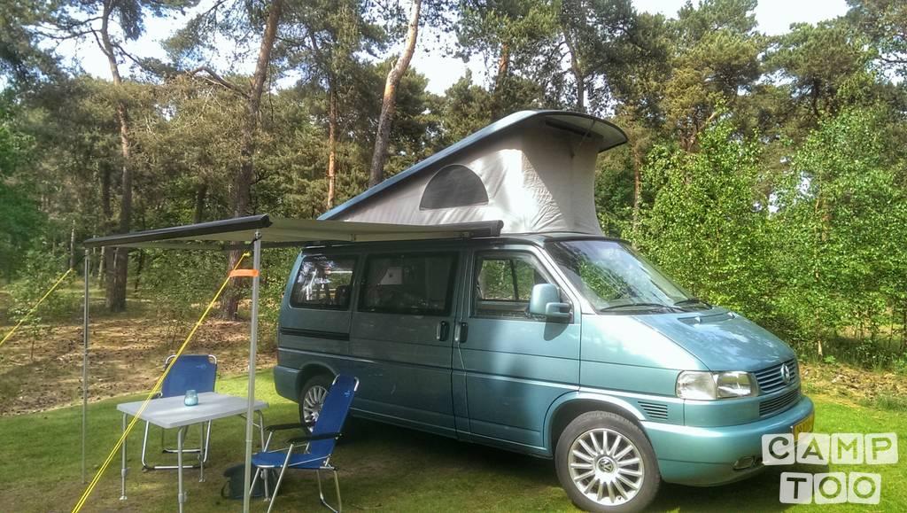 Volkswagen camper uit 2001: foto 1/19