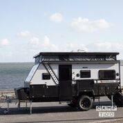 Ezytrail Camper Trailer caravan from 2020: photo 1/14