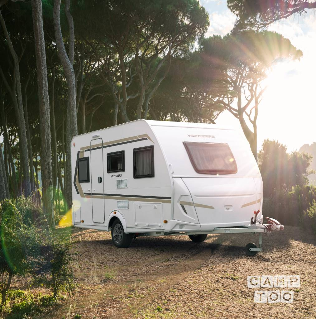 Weinsberg  caravan from 2020: photo 1/7