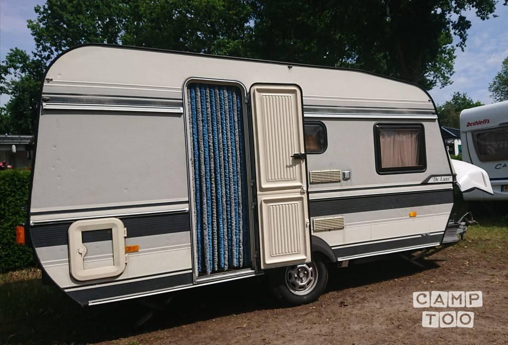 Hobby caravan from 1987: photo 1/13