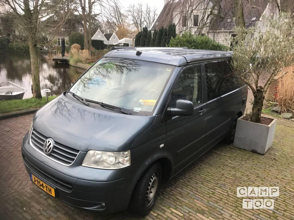 Volkswagen camper from 2007: photo 1/2