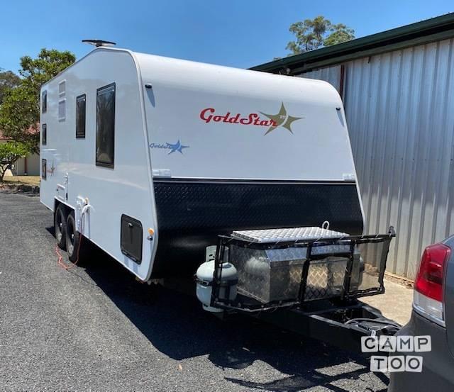 Goldstar RV caravan uit 2019: foto 1/11