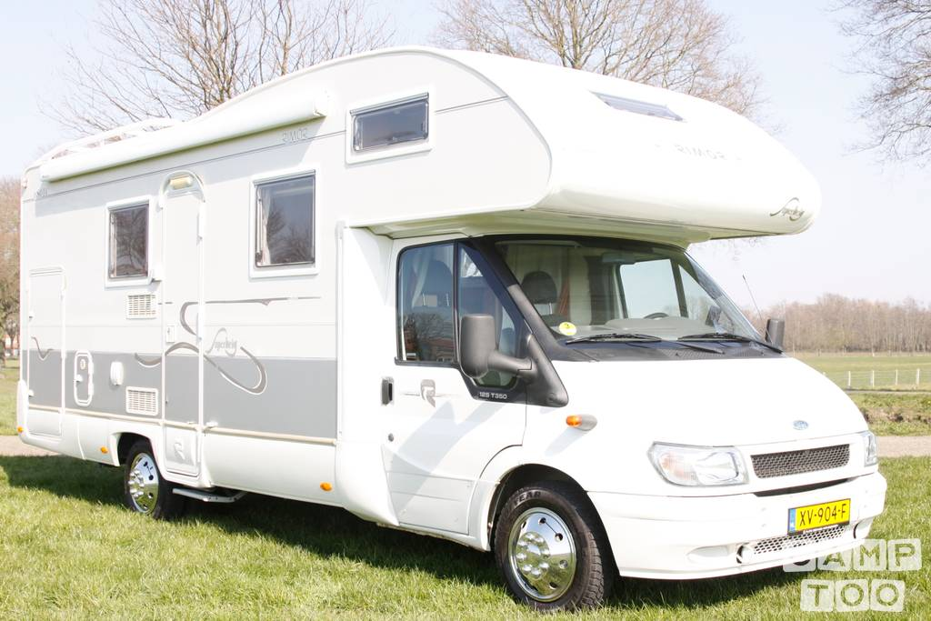 Rimor camper from 2005: photo 1/13
