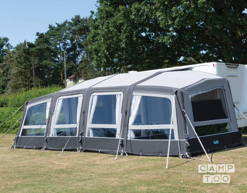 Swift caravan uit 2012: foto 1/4