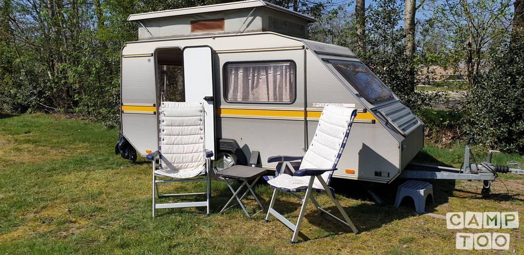 Kip Caravans caravan from 2004: photo 1/3