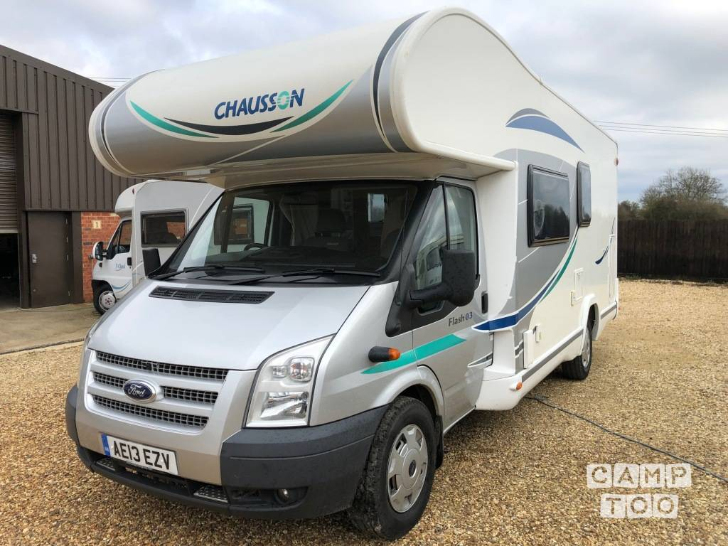 Chausson camper from 2013: photo 1/13
