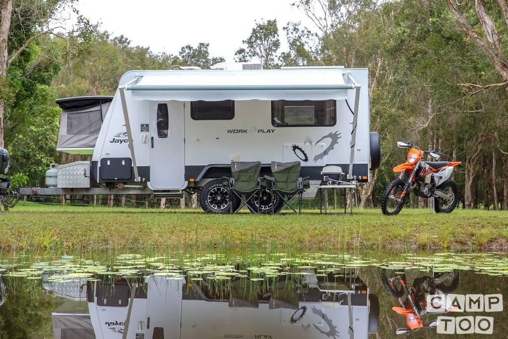 Jayco caravan from 2014: photo 1/24