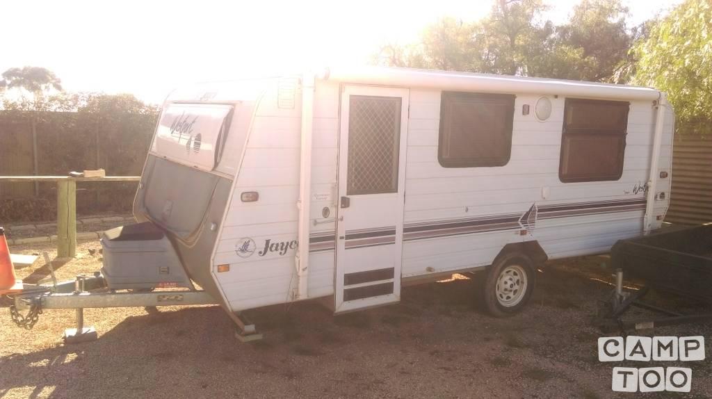 Jayco caravan uit 1997: foto 1/4