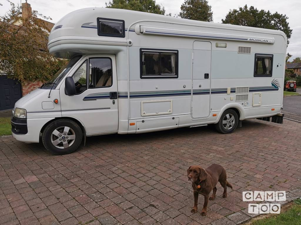 Auto Trail Motorhomes camper from 2003: photo 1/14