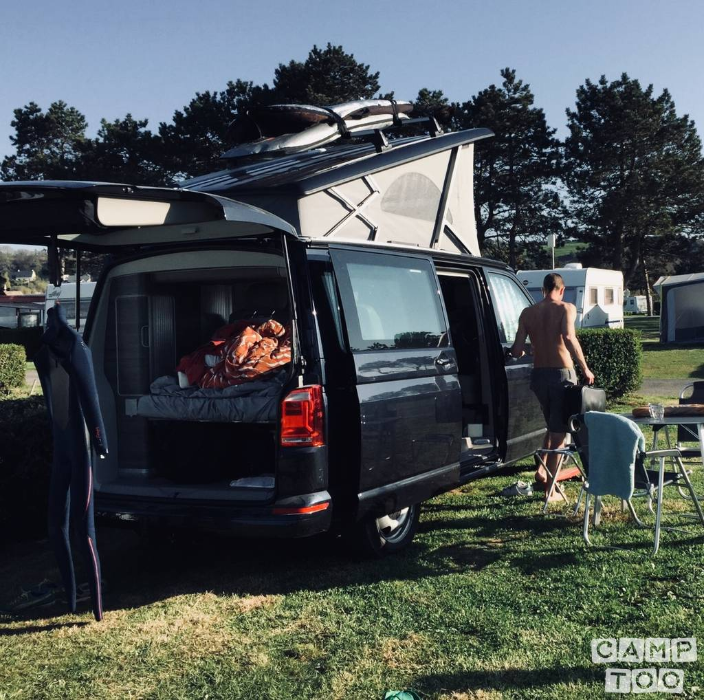 Volkswagen camper from 2017: kuva 1/8