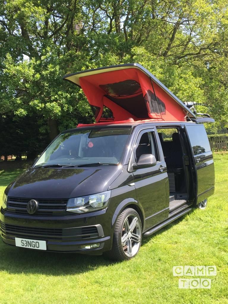 Volkswagen camper uit 2016: foto 1/18