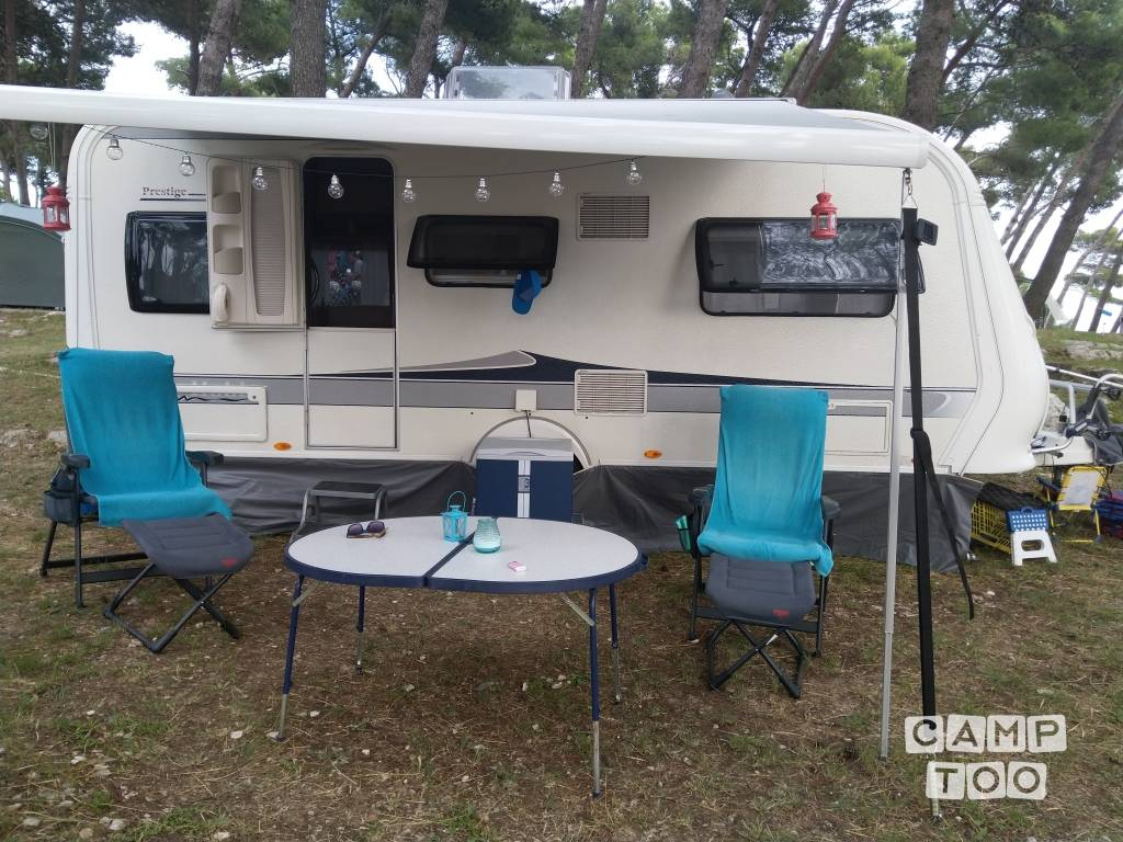 Hobby caravan from 2012: photo 1/17