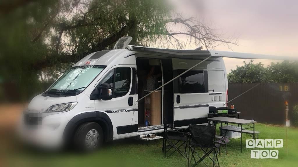 Adria camper from 2019: photo 1/22