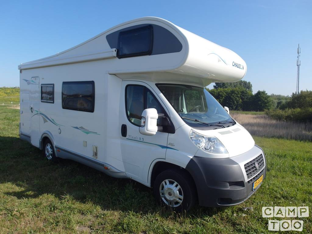 Chausson camper from 2011: photo 1/17