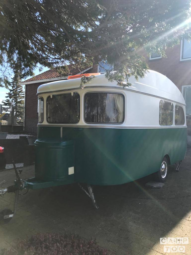 Constructam caravan uit 1977: foto 1/28