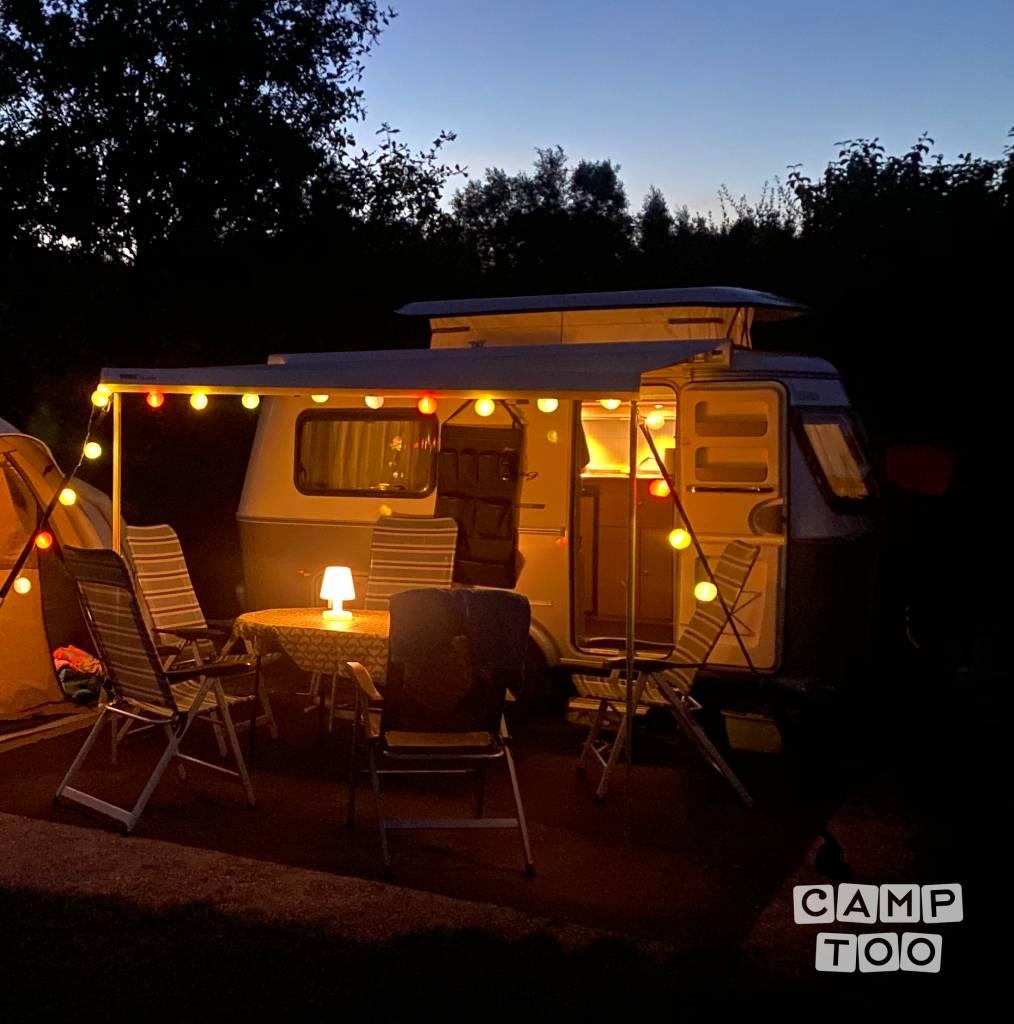 Eriba caravan from 2019: photo 1/15