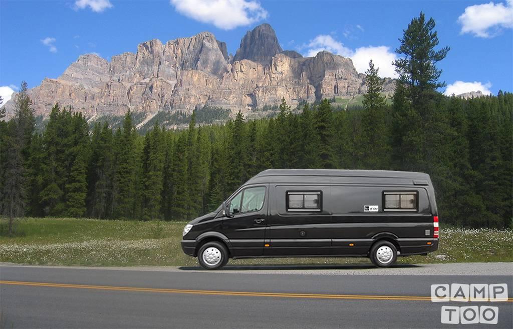 Mercedes-Benz camper od 2008: zdjęcie 1/15