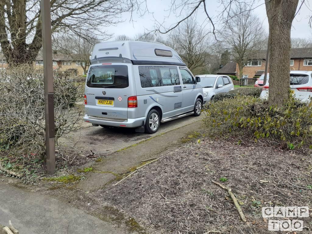 Volkswagen camper from 2007: photo 1/15