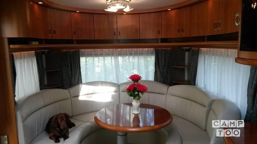 Hobby caravan from 2006: photo 1/10