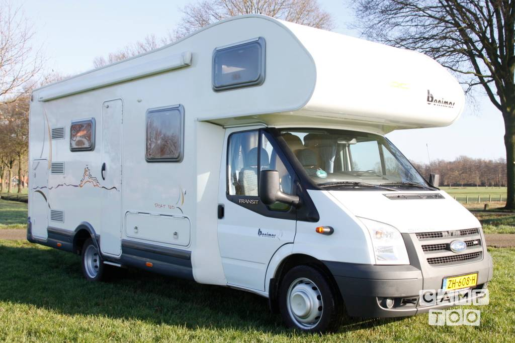 Chausson camper from 2007: photo 1/17