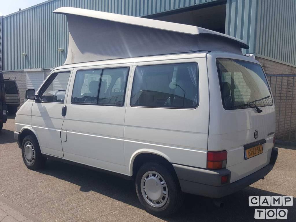 Volkswagen camper from 1993: photo 1/3