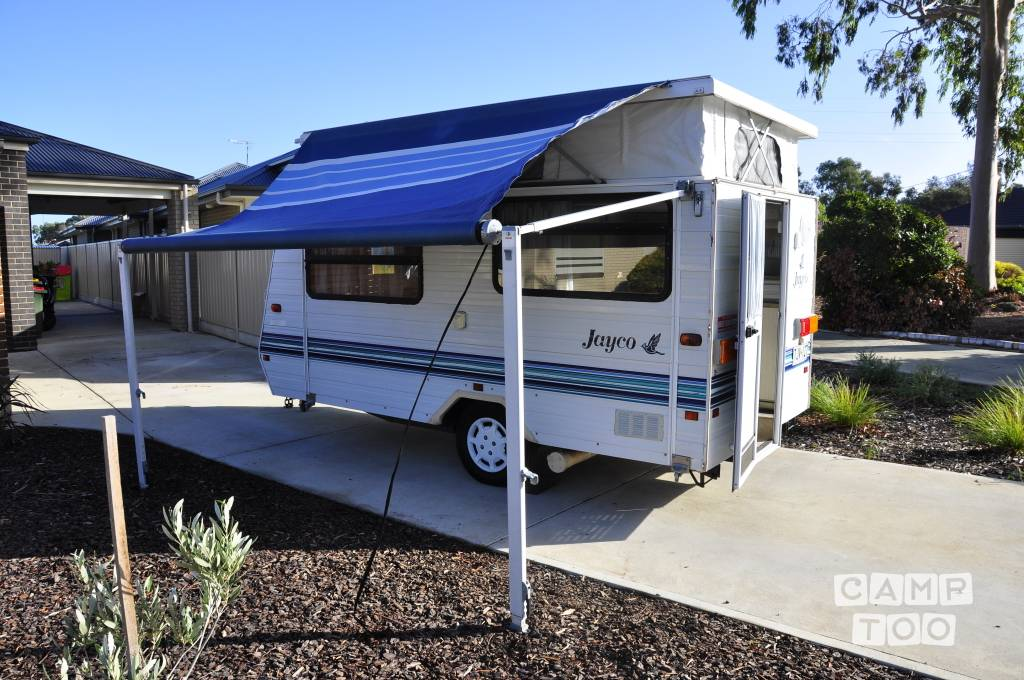Jayco caravan from 1995: photo 1/9