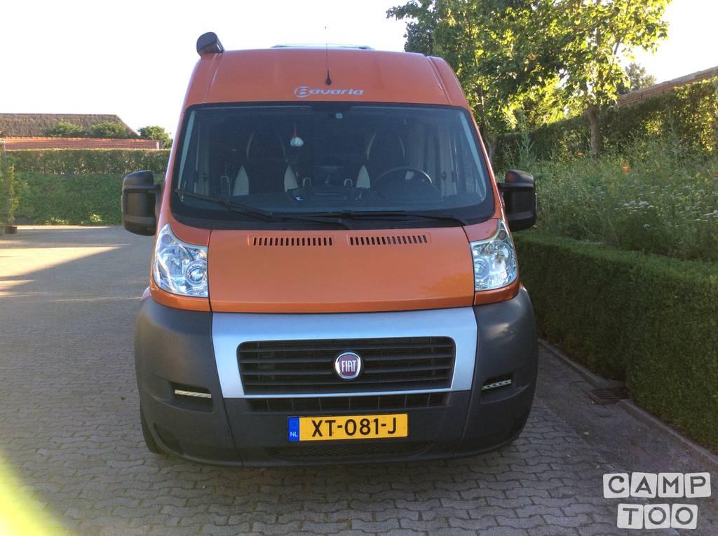 Fiat camper uit 2012: foto 1/10