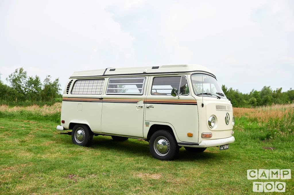 Volkswagen camper from 1971: photo 1/13