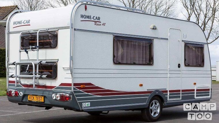 Home Car caravan from 2003: photo 1/11