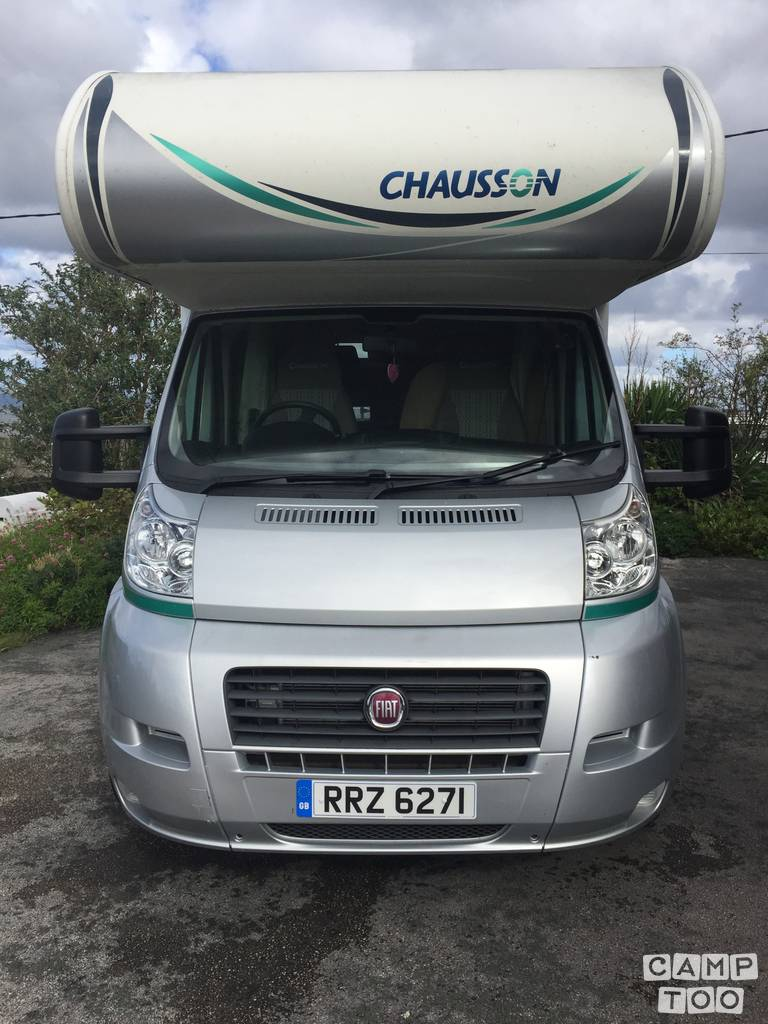 Chausson camper from 2013: photo 1/15