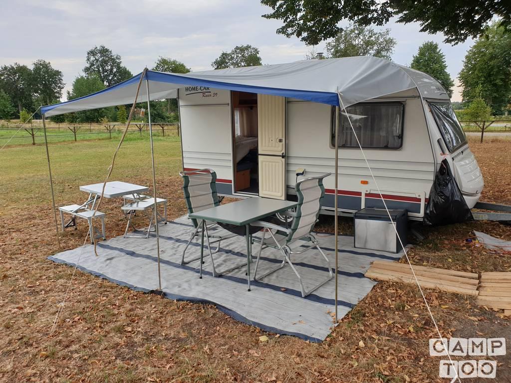 Home Car caravan from 2000: kuva 1/8
