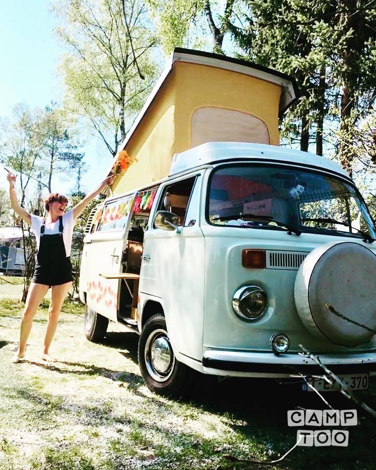 Westfalia camper uit 1978: foto 1/4