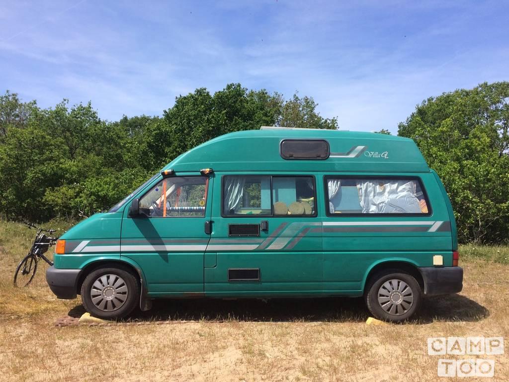 Volkswagen camper from 1997: photo 1/14