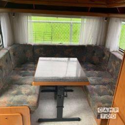 Hobby caravan uit 1995: foto 1/8