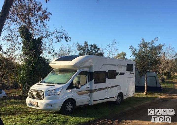 Benimar camper od 2018: zdjęcie 1/14