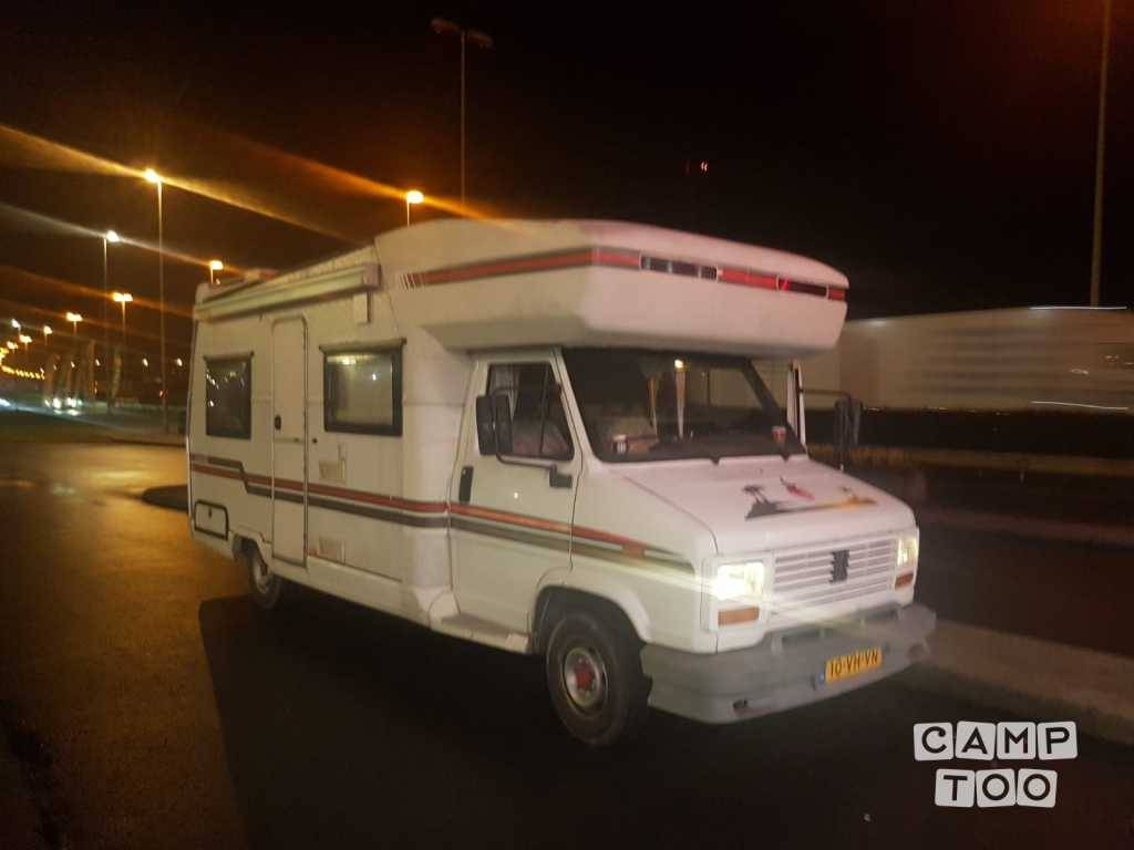 ALKO camper from 1990: photo 1/17