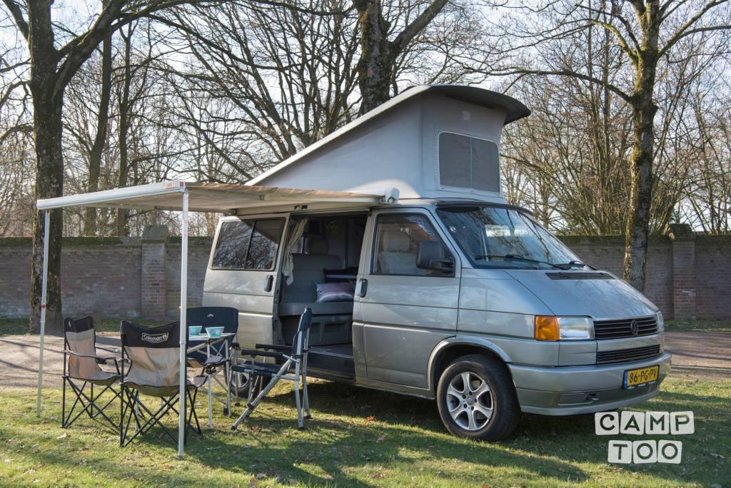 Volkswagen camper from 1993: photo 1/14
