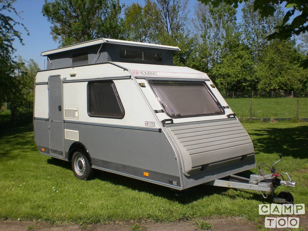 Kip Caravans caravan from 1994: photo 1/14