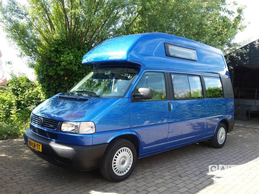 Volkswagen camper from 2003: photo 1/18