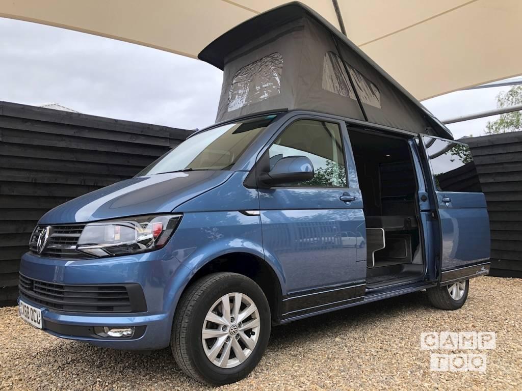 Volkswagen camper uit 2018: foto 1/13
