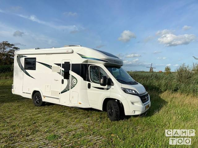 Chausson camper from 2020: photo 1/17