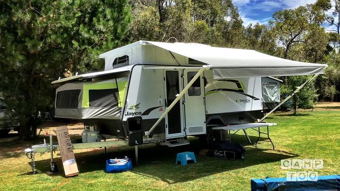 Jayco caravan uit 2015: foto 1/6