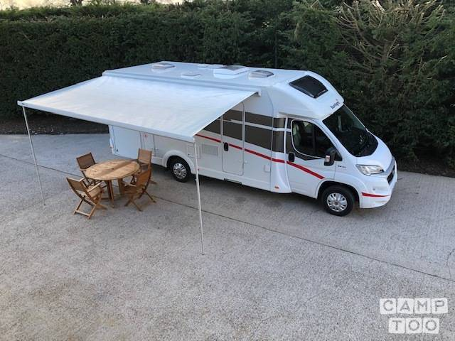 Fiat camper uit 2020: foto 1/22