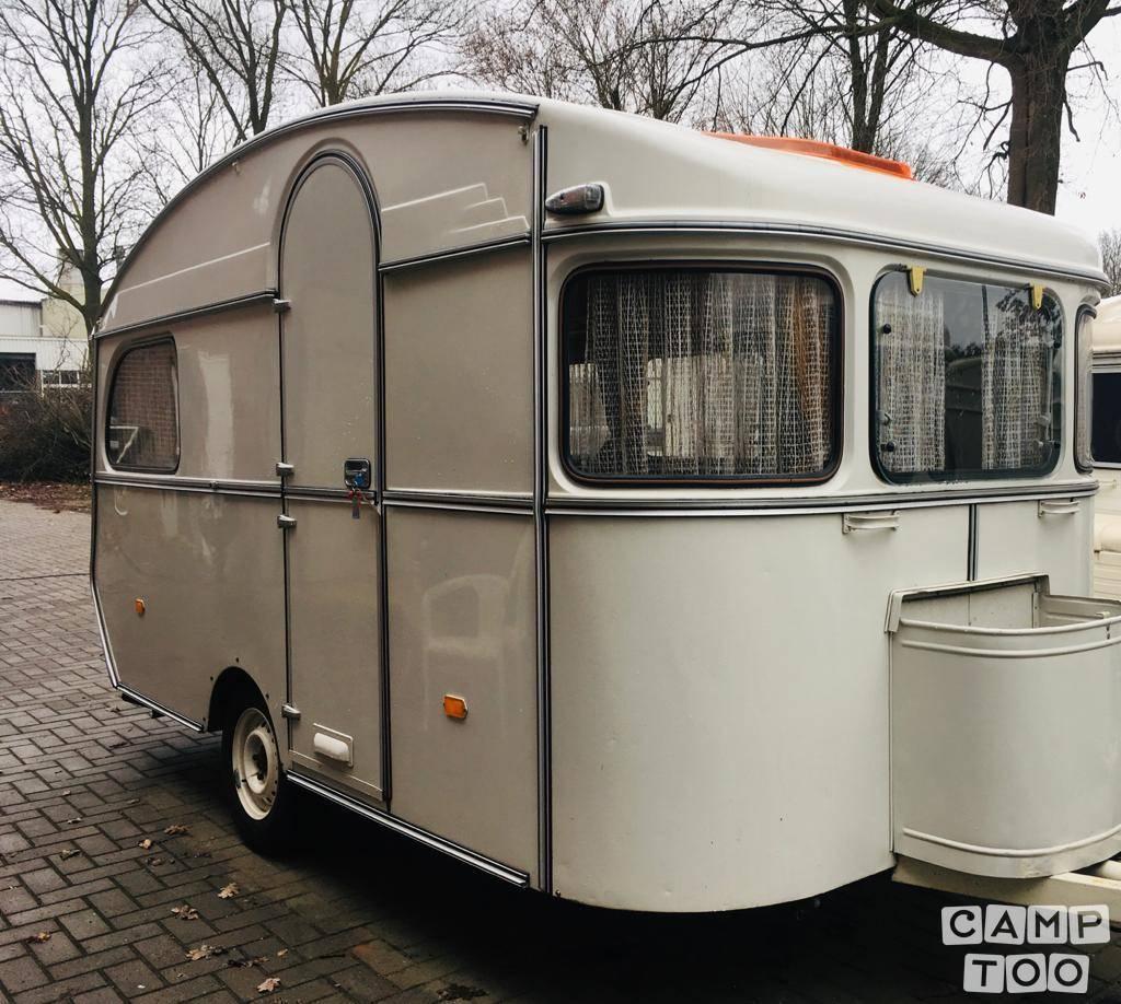 Constructam caravan uit 1977: foto 1/30