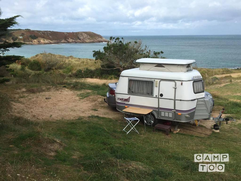 Eriba caravan from 1993: photo 1/8