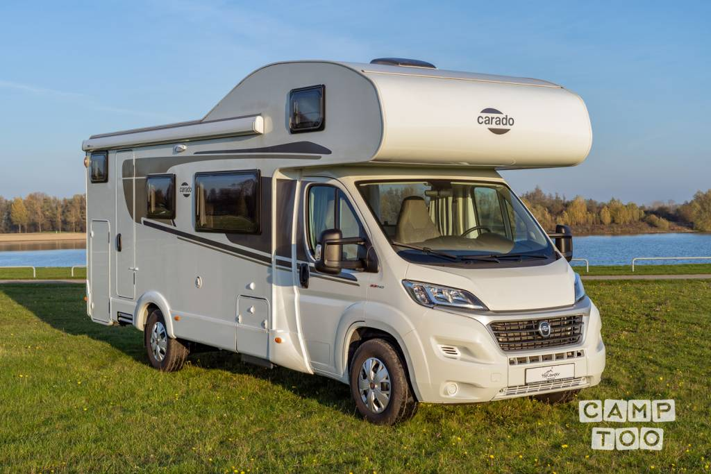 Capron camper from 2020: photo 1/17